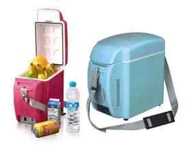 车载小冰箱-MINI款车载家用二合一小冰箱