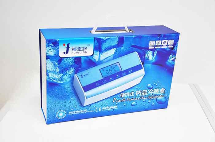 福意联胰岛素冷藏盒C型内有乾坤