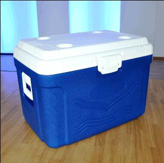 西安食品保温箱50L65L外卖送餐专用保温箱